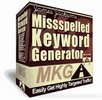 Misspelled Keyword Generator