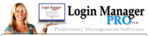 Login Manager Pro