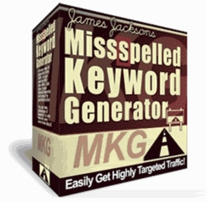 Product picture Misspelled Keyword Generator