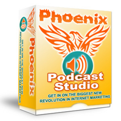 Product picture Phoenix Podcast Studio