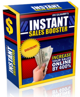 Product picture Instant Sales Booster
