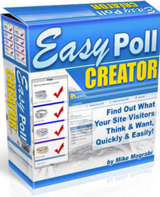 Product picture Easy Poll Creator
